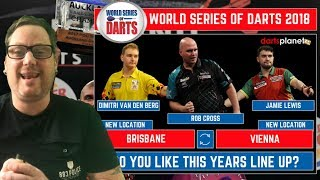 WORLD SERIES OF DARTS 2018, FORMAT, SCHEDULE, PLAYERS, EVERYTHING YOU NEED TO KNOW