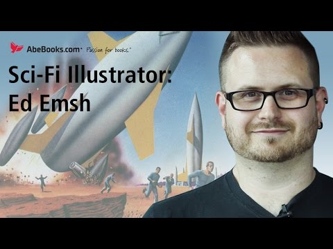 Ed Emsh – Legendary Science Fiction Illustrator
