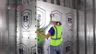 Rmax and Rodenhouse Inc: Fasteners for attaching rigid insulation