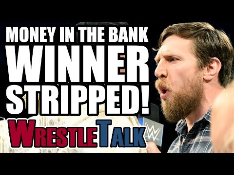 Daniel Bryan Returns! Money In The Bank Winner Stripped! | WWE Smackdown Live, June 20, 2017 Review