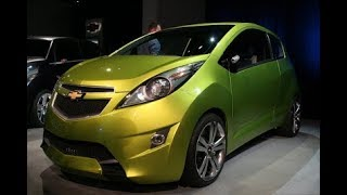 Chevrolet Beat Concept: Micro Import Tuner Videos
