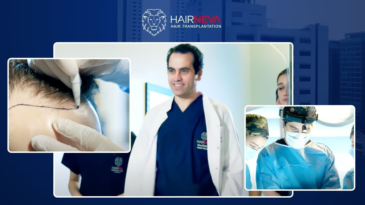 Hair Transplant Journey of Dr. Guncel Ozturk, founder of Hairneva - Part 1