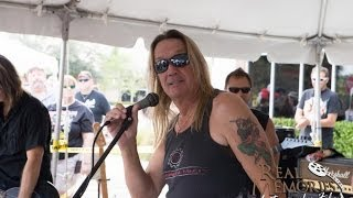 NICKO MCBRAIN PLAYS ROCK N ROLL RIBS 4TH ANNIVERSARY SHOW