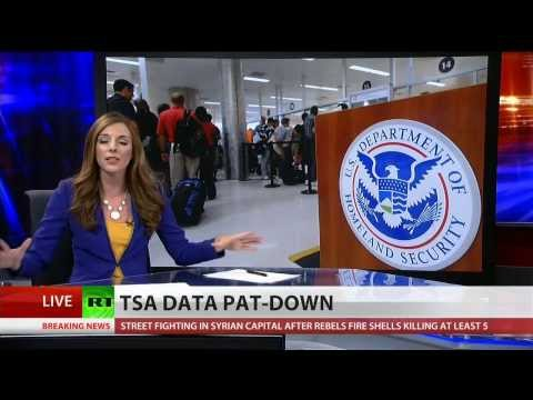 TSA accessing government and private databases for total pre-screening