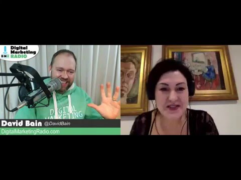 Social Media Strategy for Senior Executives - DIONNE LEW | DMR #139