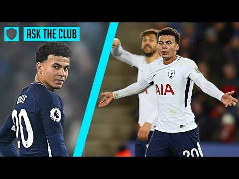 WHAT'S HAPPENED TO DELE ALLI? #ASKTHECLUB | SOCIAL CLUB