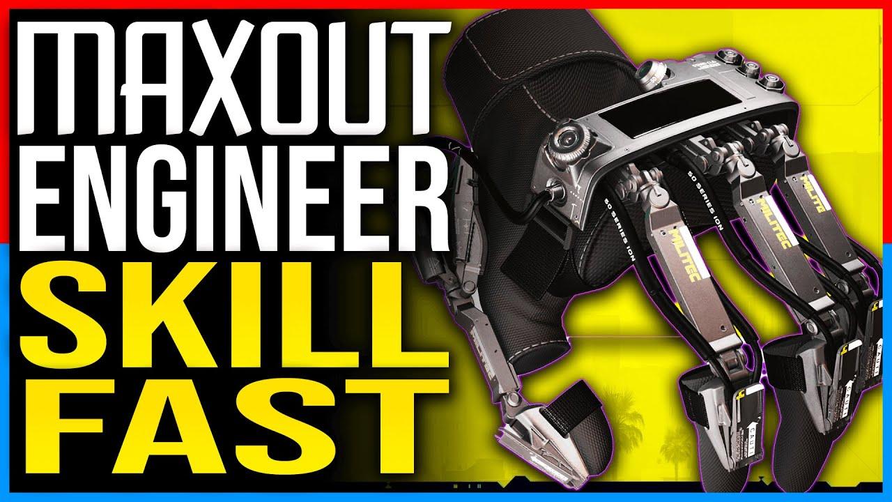 Unlimited Crafting Xp Glitch - Max Level Fast - Cyberpunk
