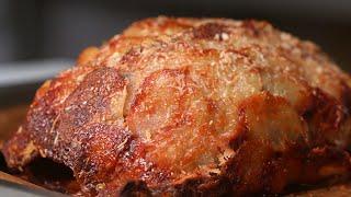 Scalloped Potato–Crusted Rib Eye thumbnail