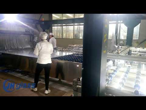 Laminated Glass Production Process