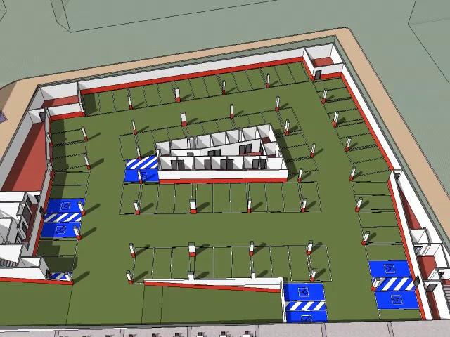 Así será el nuevo edificio Victoria Adrados de Salamanca