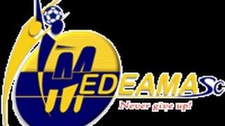 Medeam FC vrs Ashgold (pre-season match 2014) 1