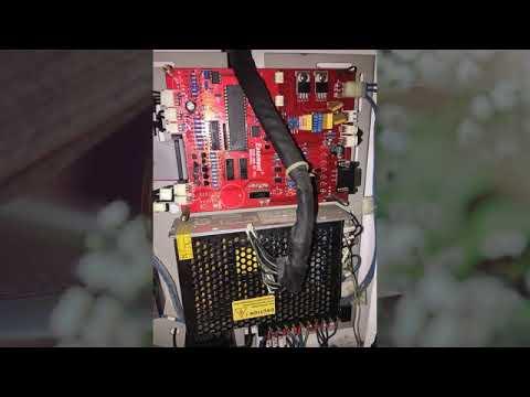 sửa chữa- thay thế băng tải cho máy dò kim easement HD-680C - 0935123385 (Long)