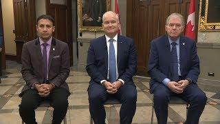 MPs discuss USMCA, Canada-China relations