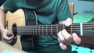 Dem Cuoi  ( Ngoc Son) Guitar Cover