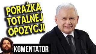 Porażka Totalnej Opozycji - Kaczyński PIS Zaorali  Analiza Komentator Platforma Koalicja Obywatelska