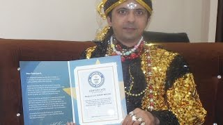 Guinness World Records MAGICIAN JAIKUMAR PART 63