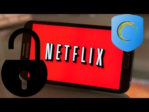 Ver Netflix de USA desde cualquier País VPN