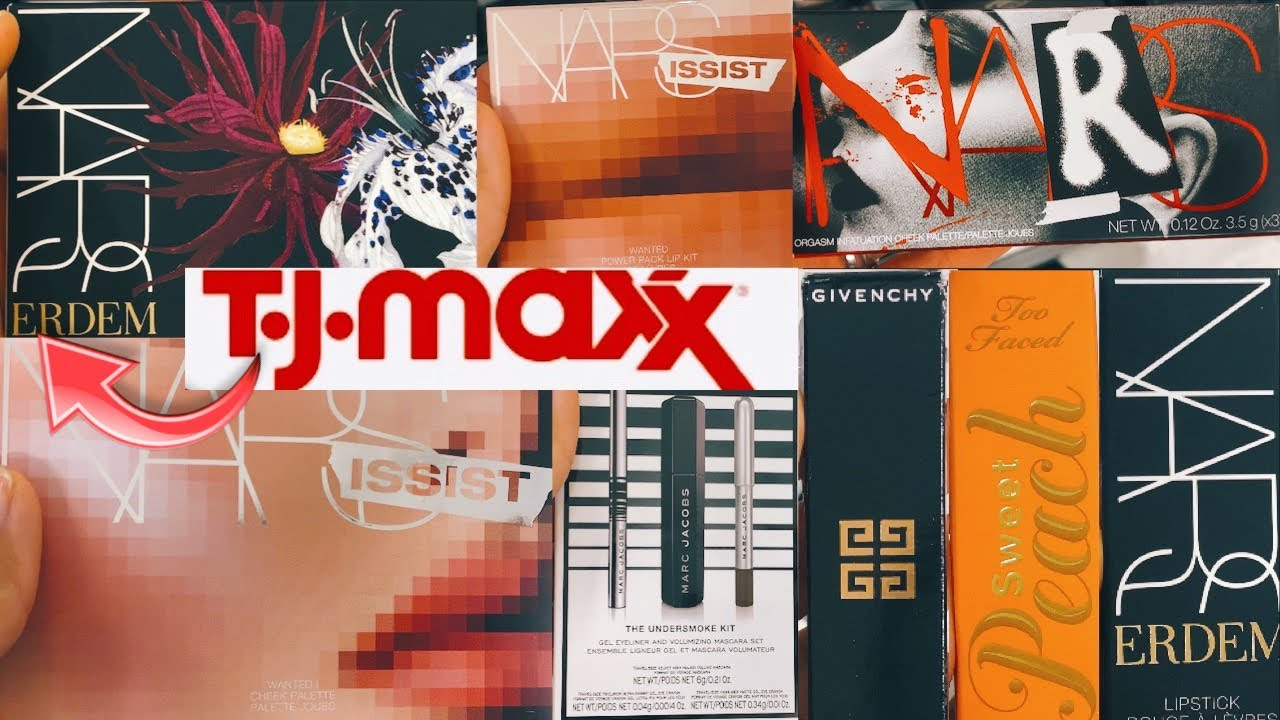 NEW MAKEUP AT TJ MAXX!! TJ MAXX JACKPOT!! ABH JACKPOT!! 2K