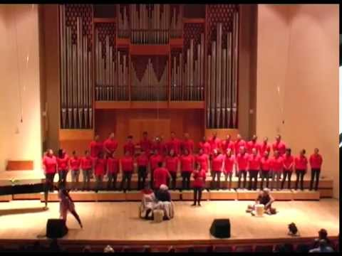 O.A.C Kylemore's Old Apostolic Youth choir - 'Listen' and 'One of us'