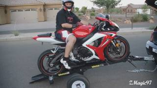 How To Load a Motorcycle onto a Trailer