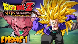"Dragon Ball Z - Shin Budokai: Another Road - Episode 1 ""The Future of Trunks, Majin Appears"""