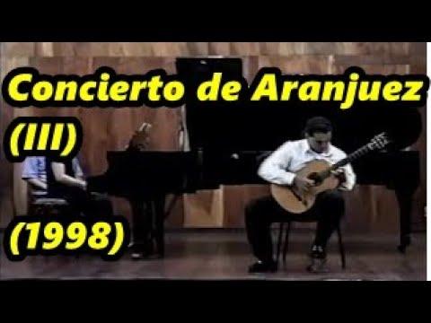 Concierto de Aranjuez- III movimento
