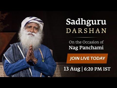 Sadhguru Darshan 13 Aug 2021, 6:20 PM IST