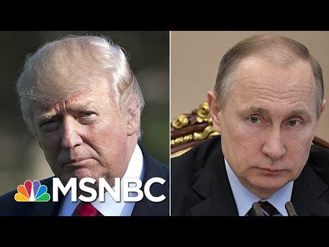 The Timeline Of Russian Contact And President Donald Trump's Associates   Velshi & Ruhle   MSNBC