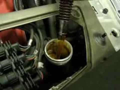maserati oil service 8 - youtube