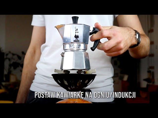 Jak zaparzyć kawę w kawiarce?