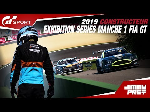 GRAN TURISMO SPORT : ES1 MANCHE 1 - CONSTRUCTEUR FIA GT I Le tour de trop !! thumbnail
