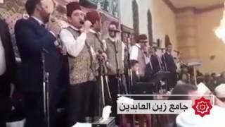 فيديو وصور.. مساجد دمشق تتحول لحلبات رقص وغناء شارة باب الحارة