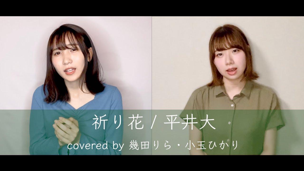 祈り花 / 平井大 (covered by 幾田りら・小玉ひかり)