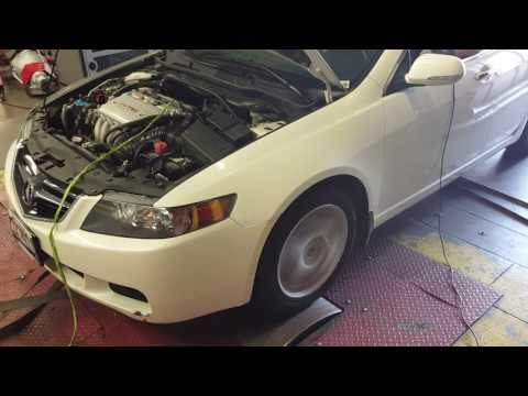 2005 Acura TSX 500,000 mile Dyno Test