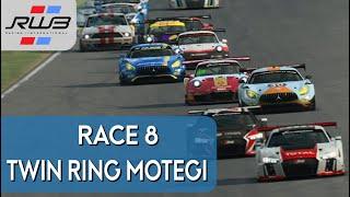 Raceroom RWB GT3 League   Finale (Race 8)   Twin Ring Motegi thumbnail