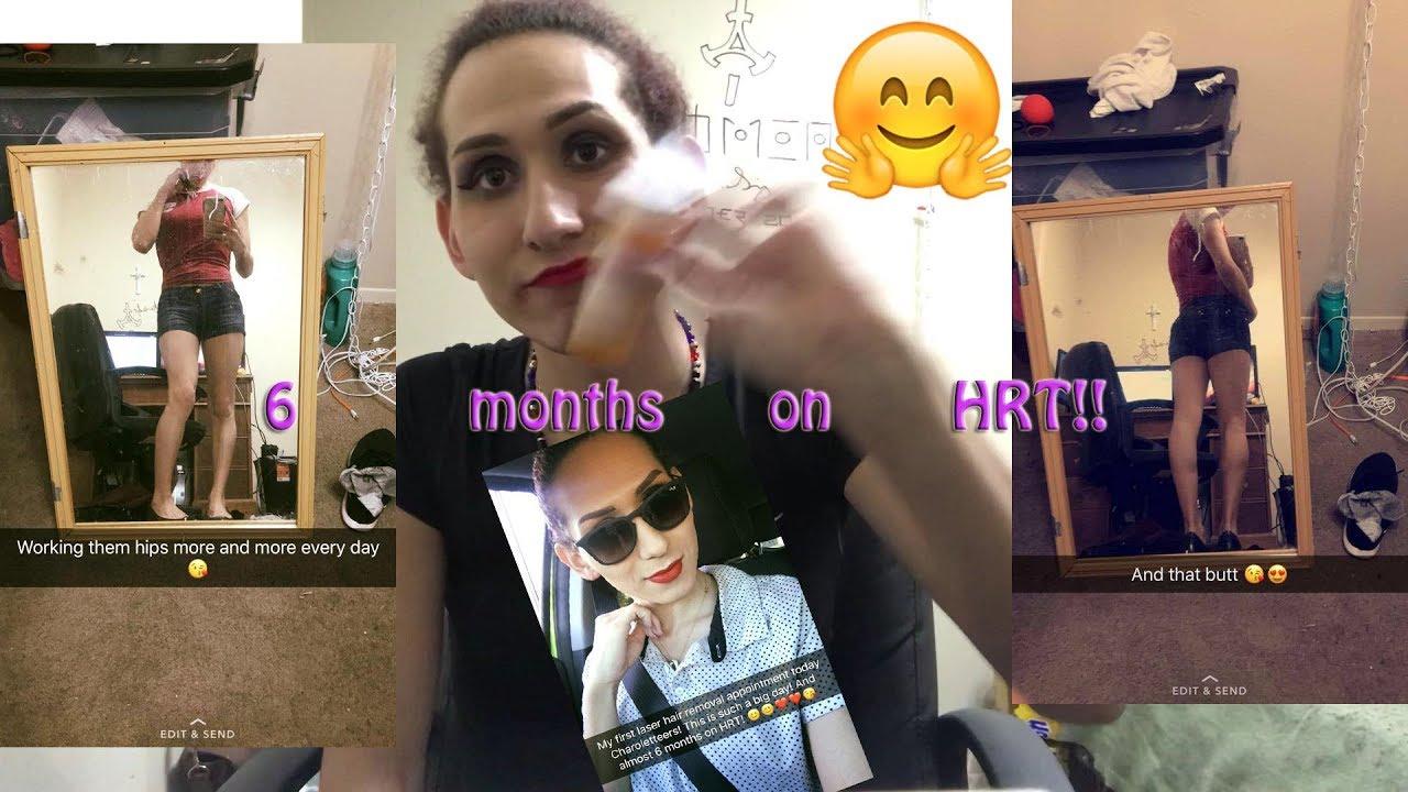 6 Months On HRT! MTF