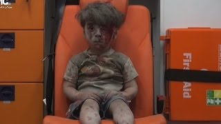 Syrian Boy Reminds Us Of Another Horrific Image