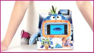 Wise Pet. Мягкая игрушка Sealy с прозрачным карманом для смартфона (119 134)(Как получить скидку на это товар? Узнай на http://www.kupirebenku.ru/help/form_anketa.php., 2013-03-28T13:42:12.000Z)