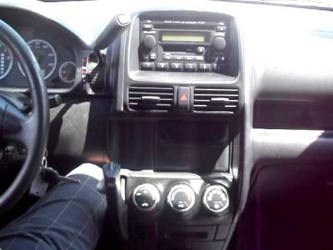 Honda CRV 2003 YouTube