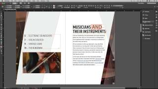 How To Create a Slideshow in InDesign CC for your Interactive ePUB