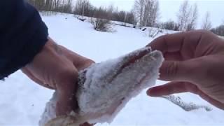 Зимняя Супер рыбалка в глухозимье на ЧЁРТА ! Ловля щуки.