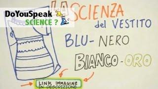 La SCIENZA del VESTITO BLU-NERO BIANCO-ORO | Il cervello e la percezione dei colori