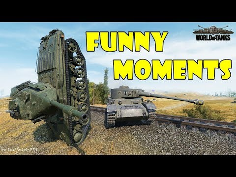 World of Tanks - Funny Moments | Week 3 September 2017