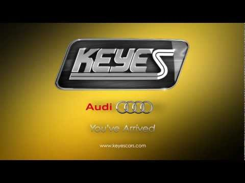 Keyes Audi On Van Nuys A Keyes Cars Dealership YouTube - Keyes audi
