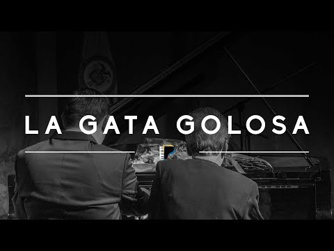 LA GATA GOLOSA  -  Arrangement For Piano Four Hands By Ruth Marulanda & Alvaro Puig - ColomPiano
