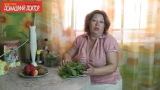 Зеленые коктейли здоровья - рецепты Ларисы Божко | зеленые коктейли для похудения рецепт