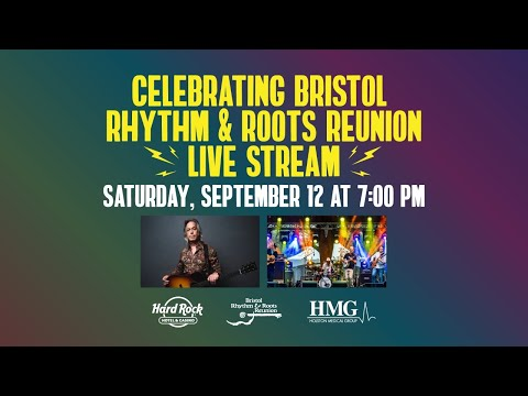 Celebrate Bristol Rhythm with Jim Lauderdale and Acoustic Syndicate (9-12-20)