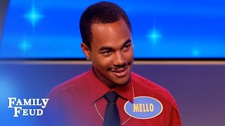 Honey, if I were a pooch I'd pee on your... | Family Feud