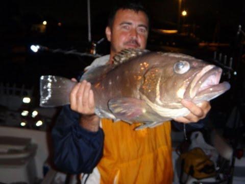 Pescaria De CHERNE - Equipe Beluga - 06 Abril 2012