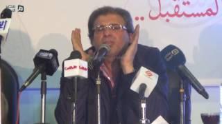 مصر العربية | خالد يوسف يكشف تفاصيل أزمة